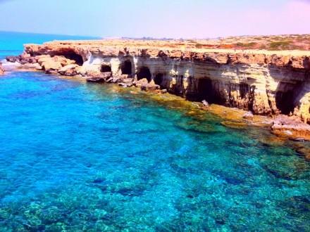 Cavo Greco Sea Caves